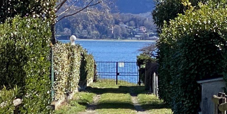 Apartment Domaso - access to the lake