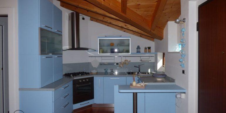 Apartment Domaso Sunny position