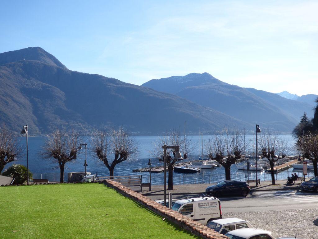 Apartment with Lake Como Views – Dongo