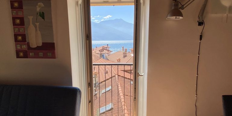 Lake Como Apartment with Terrace Dongo - furnished