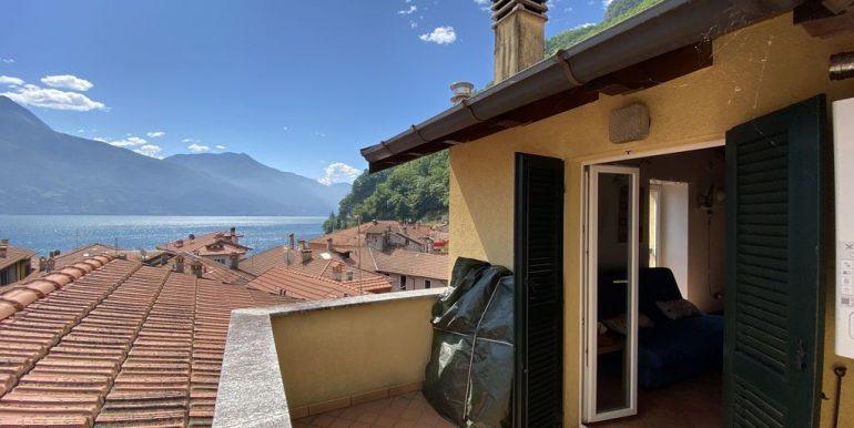 Lake Como Apartment with Terrace Dongo - terrace