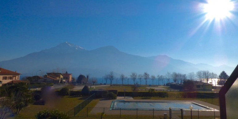 Lake Como Dongo Apartment with Swimming Pool