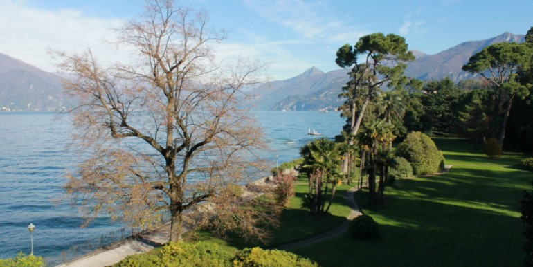 Lake Como Bellagio Luxury Apartment Front Lake