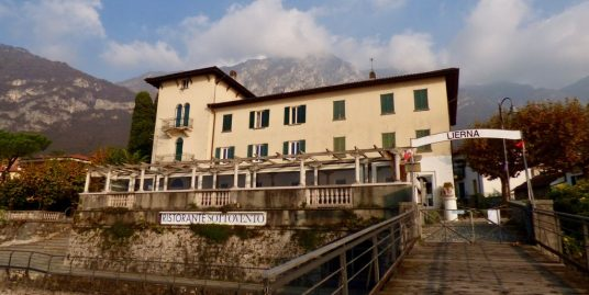 Apartment Lierna Front Lake Como