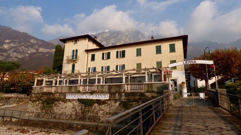 Apartment Lierna Front Lake Como Lake Como Real Estate
