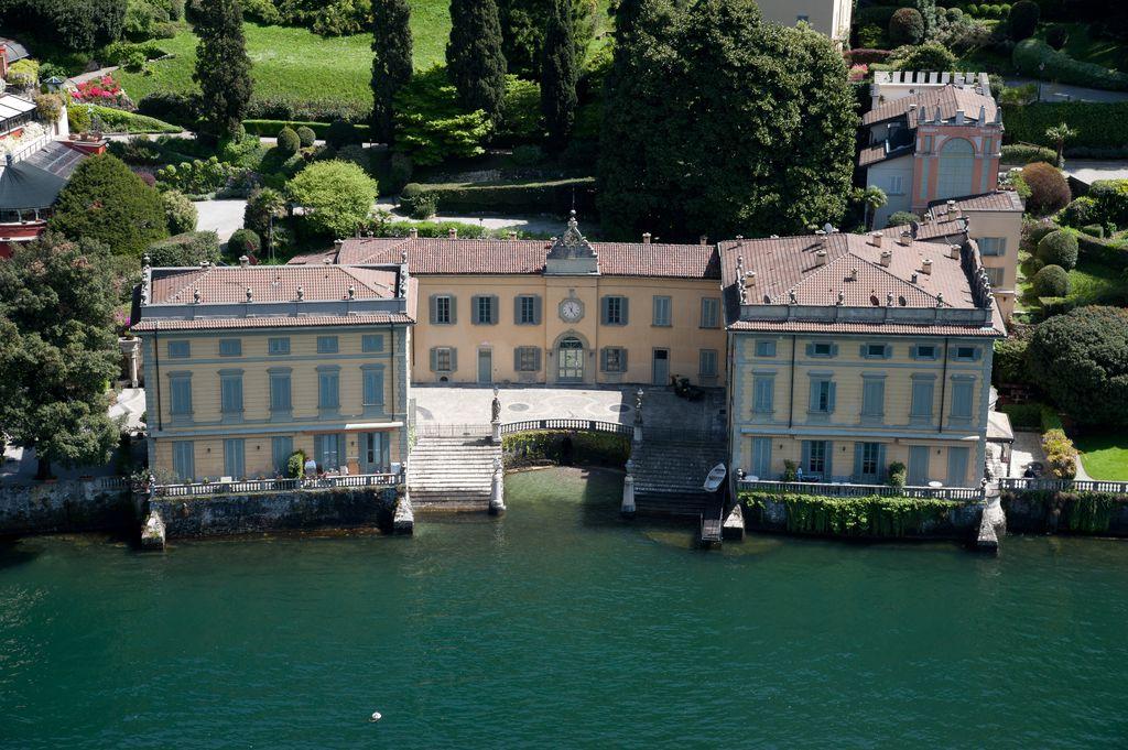 Lake Como Torno Luxury Apartment Front Lake