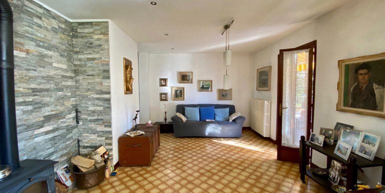 Lake Como Gera Lario Apartment with Terrace living area