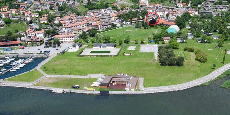 Lake Como Gera Lario Apartment with Terrace close to the lake