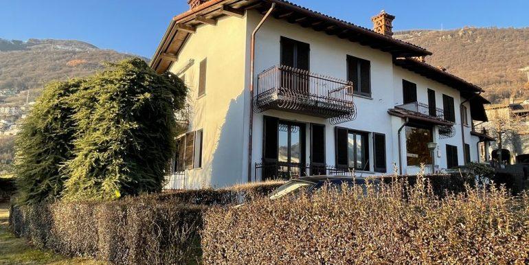 Apartment Front Lake Como Gera Lario - apartment