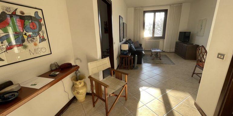 Apartment Front Lake Como Gera Lario - living room