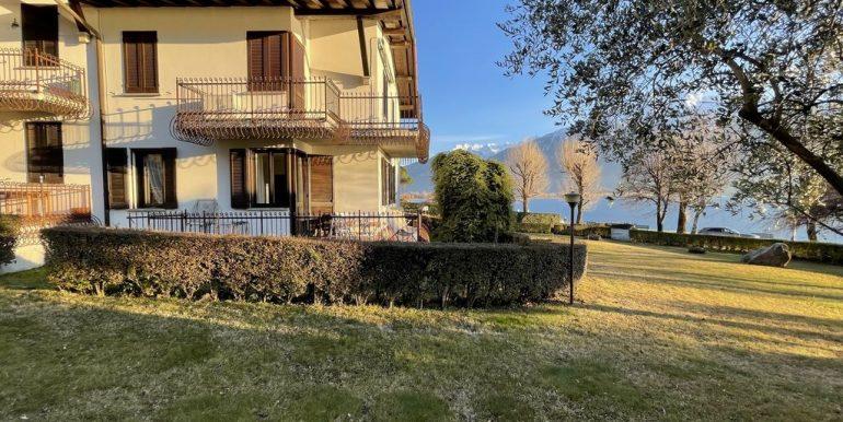 Apartment Front Lake Como Gera Lario - front lake