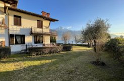 Apartment Front Lake Como Gera Lario