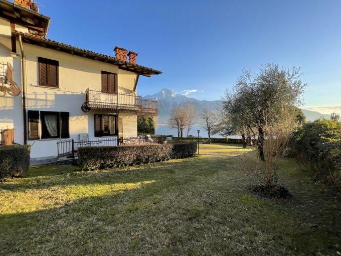 Apartment Front Lake Como Gera Lario
