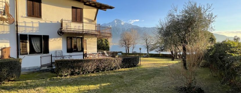 Apartment Front Lake Como Gera Lario - lake view
