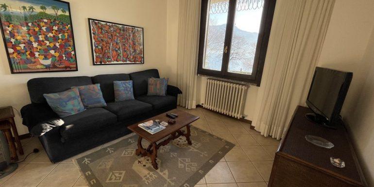 Apartment Front Lake Como Gera Lario - furnsihed