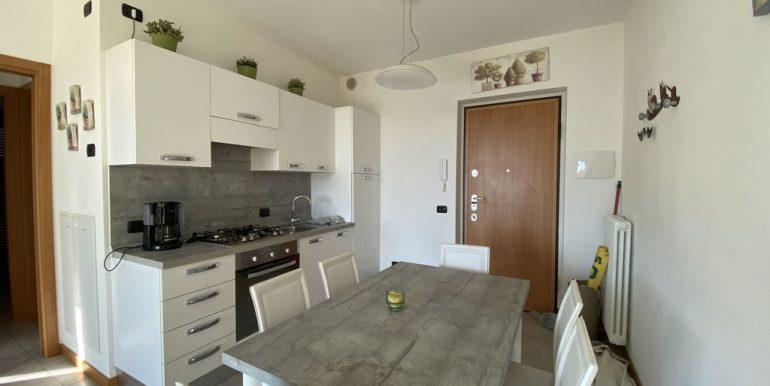 Lake Como Apartment with Swimming Pool Gera Lario  - kitchen