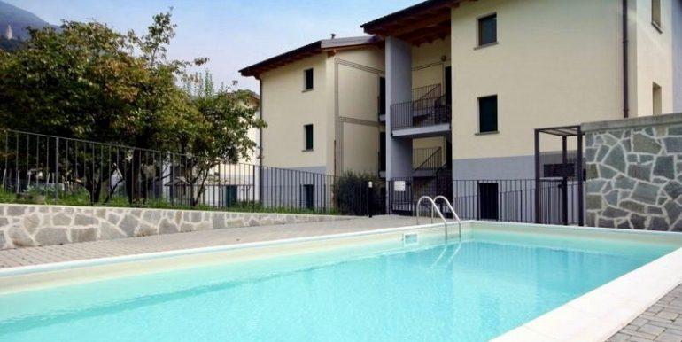Lake Como Apartment with Swimming Pool Gera Lario  - pool