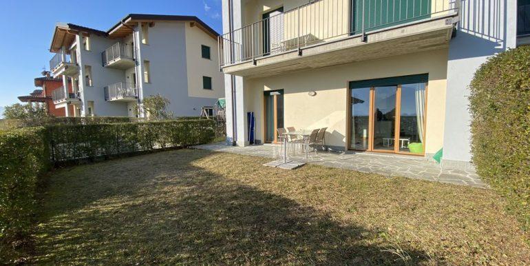 Lake Como Apartment with Swimming Pool Gera Lario  - furnished