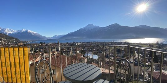Apartment Gravedona ed Uniti with Lake Como View