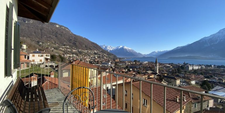 Apartment Gravedona Lake Como  .view