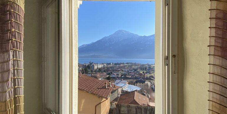 Apartment Gravedona Lake Como  - lake view