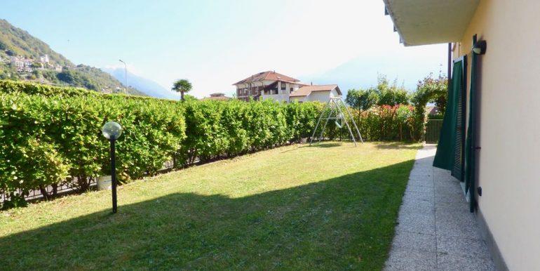 Apartment Gravedona ed Uniti Lake Como with garden