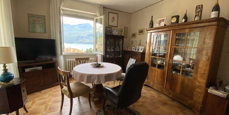 Apartment Gravedona ed Uniti with Terrace and Lake View - possibility furniture