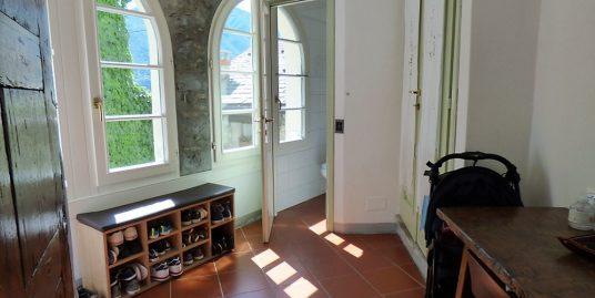Lake Como Brienno apartment in the historic center