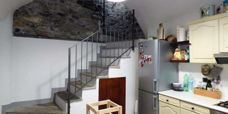 Lake Como Brienno apartment in the historic center