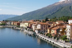 Lake Como Gravedona ed Uniti Apartment Lake View