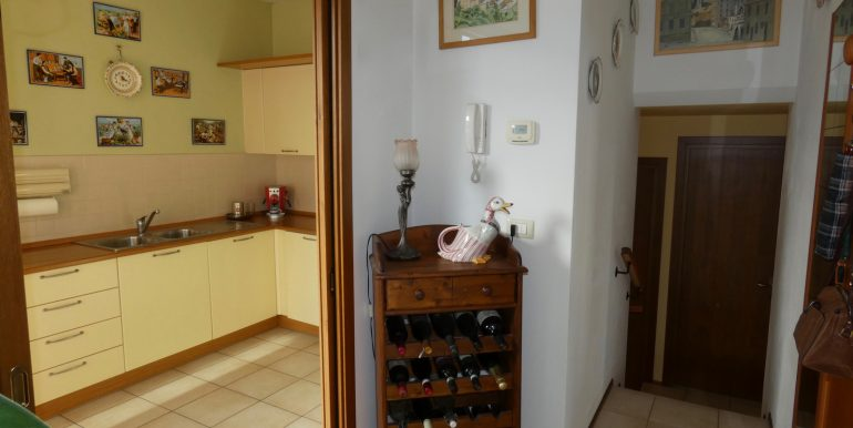 Apartment Gravedona ed Uniti Lake Como - corridor