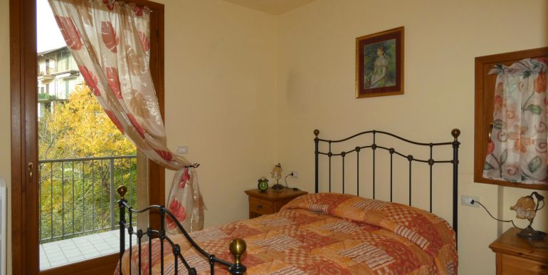Apartment Gravedona ed Uniti Lake Como - bedroom