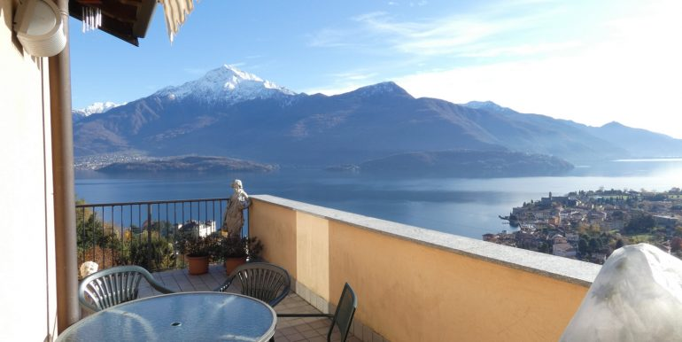 Apartment Gravedona ed Uniti Lake Como - lake view