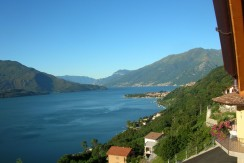 Lake Como Gera Lario Apartment with Lake View