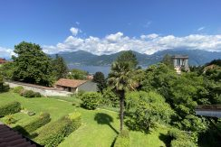 Apartment Menaggio with terrace and lake view