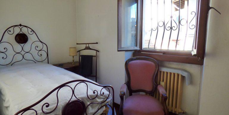 Bedroom - Menaggio apartment