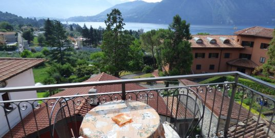 Apartment Tremezzina with balcony and lake view