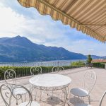 Lake Como Moltrasio Apartment with Pool - terrace