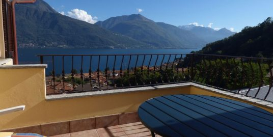 Apartment Musso with Lake Como Views