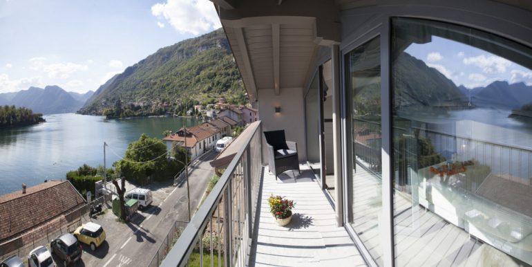 Tremezzina Beautiful apartment with swimming pool and lake view