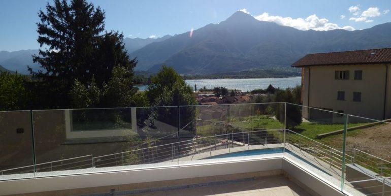 Apartment Lake Como Gera Lario  lake view