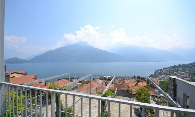 Pianello del Lario Apartment with lake viewfrom apartment