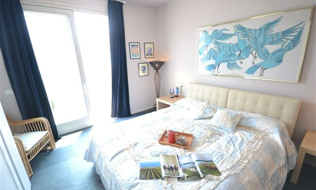 Appartamento Pianello del Lario- bedroom