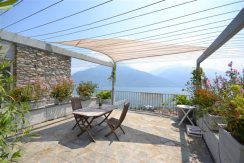Pianello del Lario Apartment with lake view balcony - Lake Como view