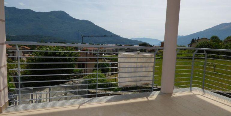 Domaso Apartment  terrace