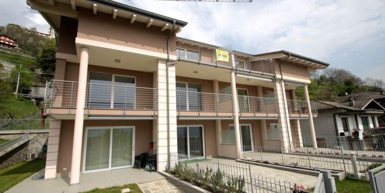 Domaso Apartment outside photo