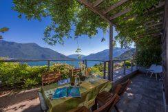Lake Como Apartment Residence with Pool Domaso