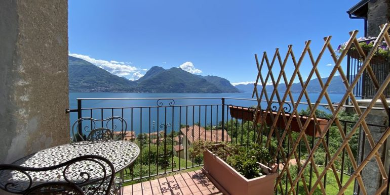 Apartment San Siro with Terrace and Lake View - terrace