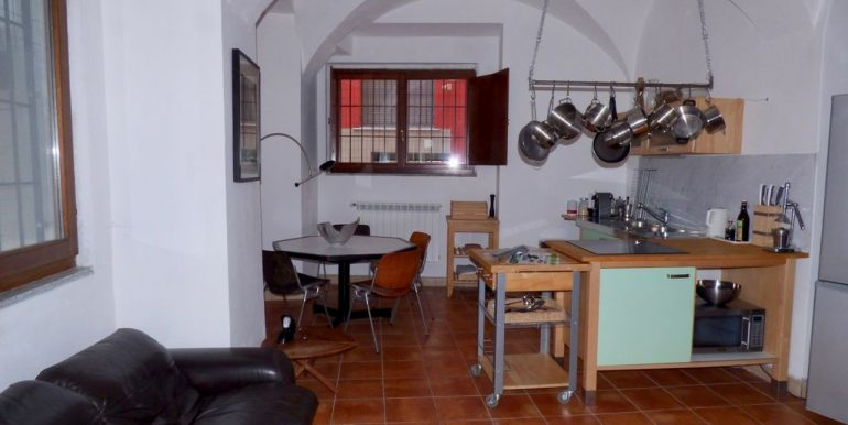 San Siro Apartment - kitchen