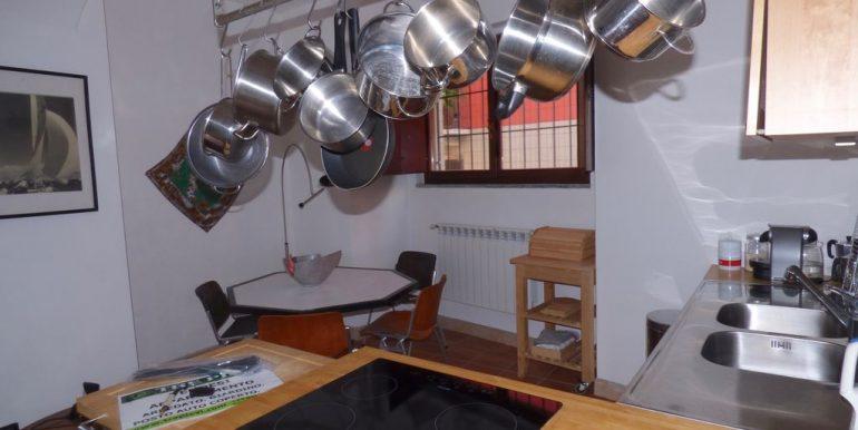 San Siro Apartment - kitchen photo